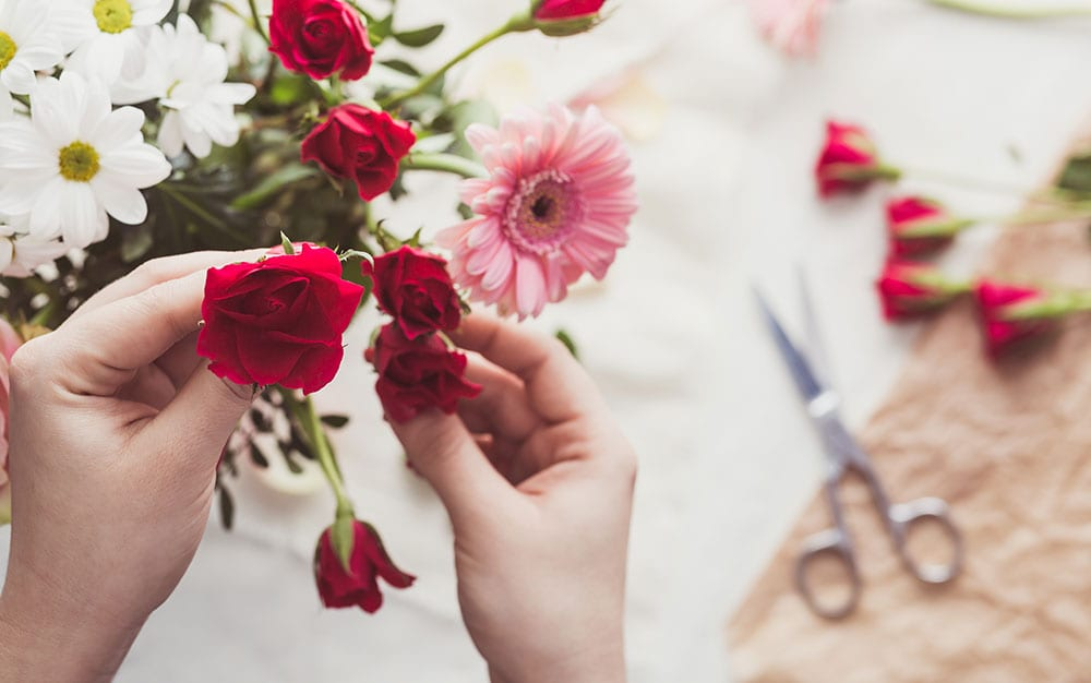 The Top 5 Romantic Flowers And Plants For Valentines Day