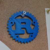 Why I cannot find a Rust logo bigger than 127px?