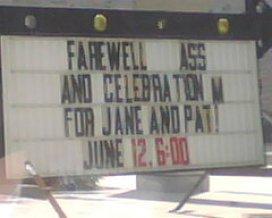 Jane and Pat