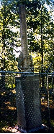 Coon Dog Monument