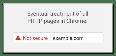 Passare al protocollo HTTPS è ora una necessità