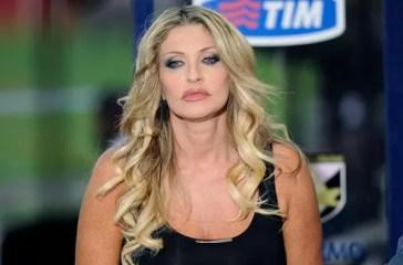 Paola Ferrari replica a Galeazzi: «Hai ragione, sono stata invadente. Ho invaso il mondo di voi uomini che consideravate il calcio vostro territorio»