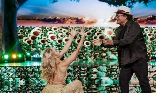 Ballando con le Stelle 2021: sui social svetta Valeria Fabrizi, floppa Al Bano