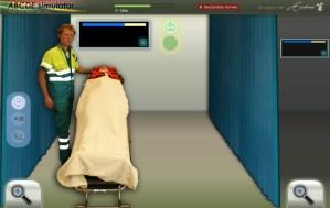 Patient arrival