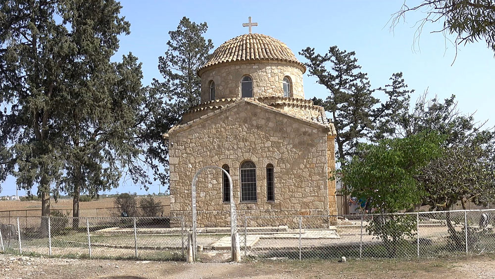St Barnabas Monastery, Famagusta, North Cyprus at DavideoVisits.com