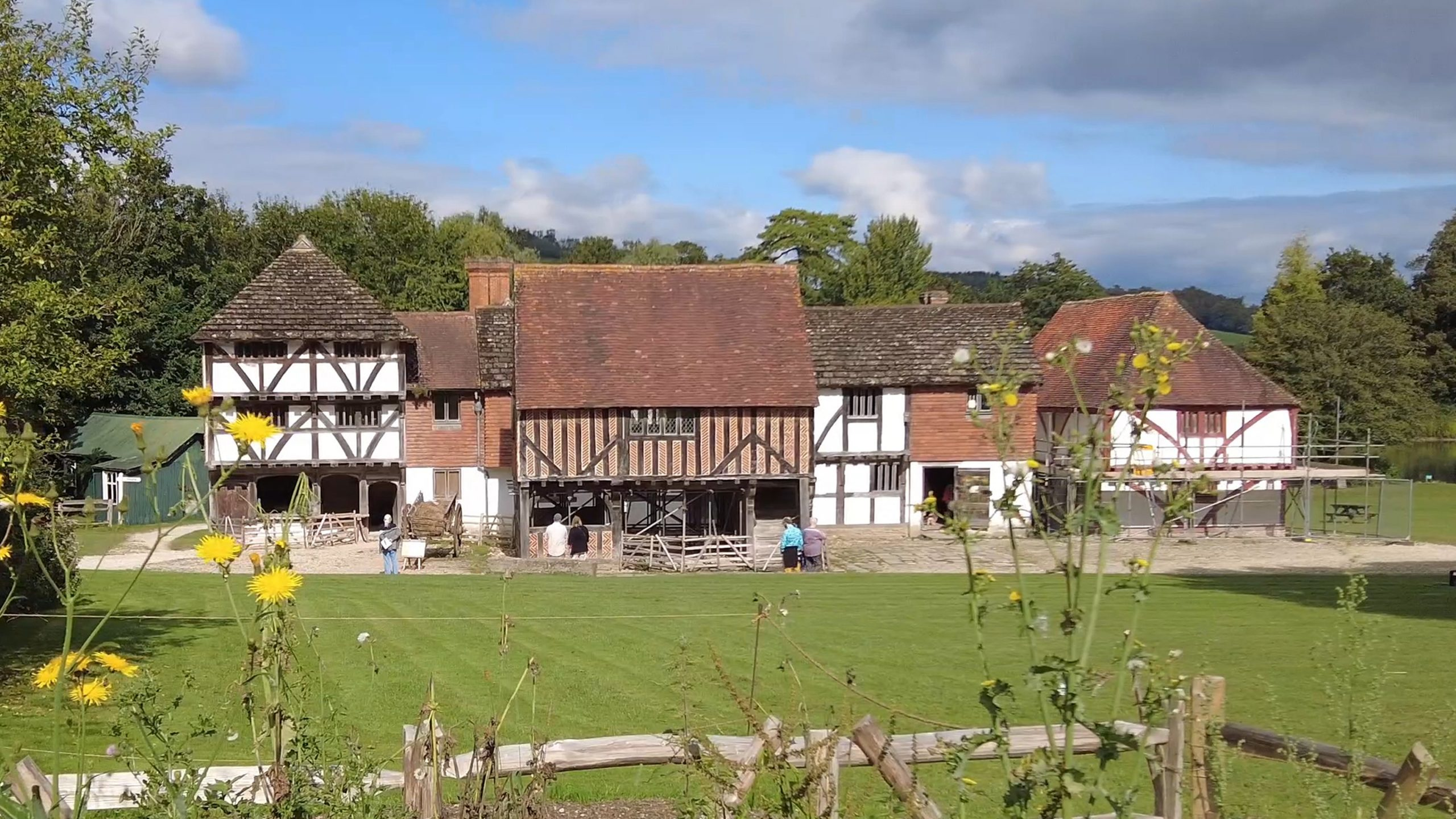 The Weald and Downland Living Museum