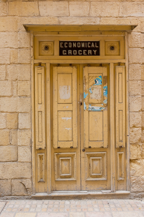 Economical Grocery in Birgu