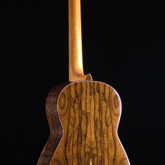 Classical Guitar Chair Wingback Guitars  David Finck Woodworker