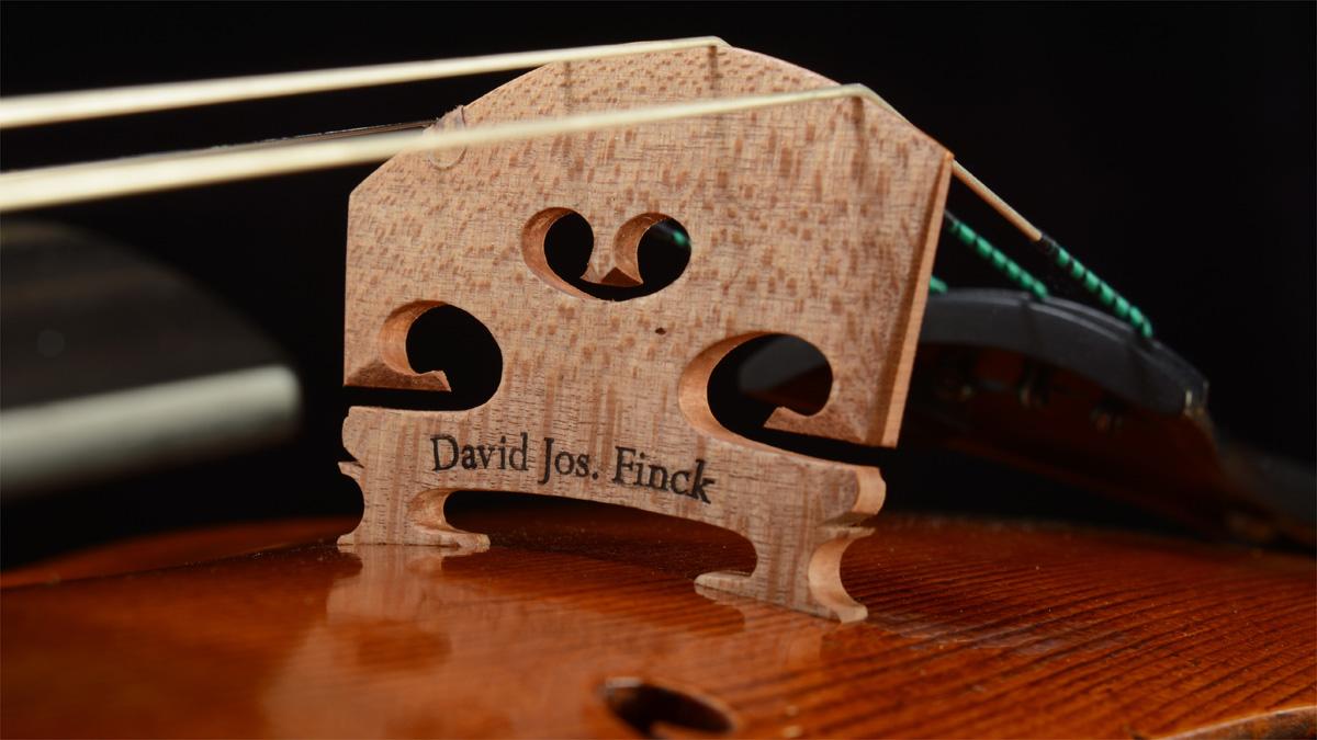 David Finck Viola