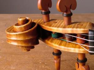 Violin by David Finck