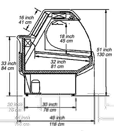 Igloo Refrigeration Machines ~ Igloo Multi Case