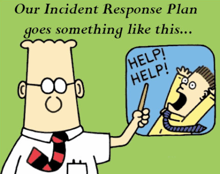 Incident Response & Disaster Recovery
