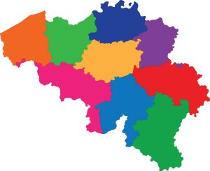 provincies van België