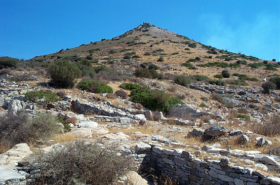 Archaeological Site of Thorikos  GTP