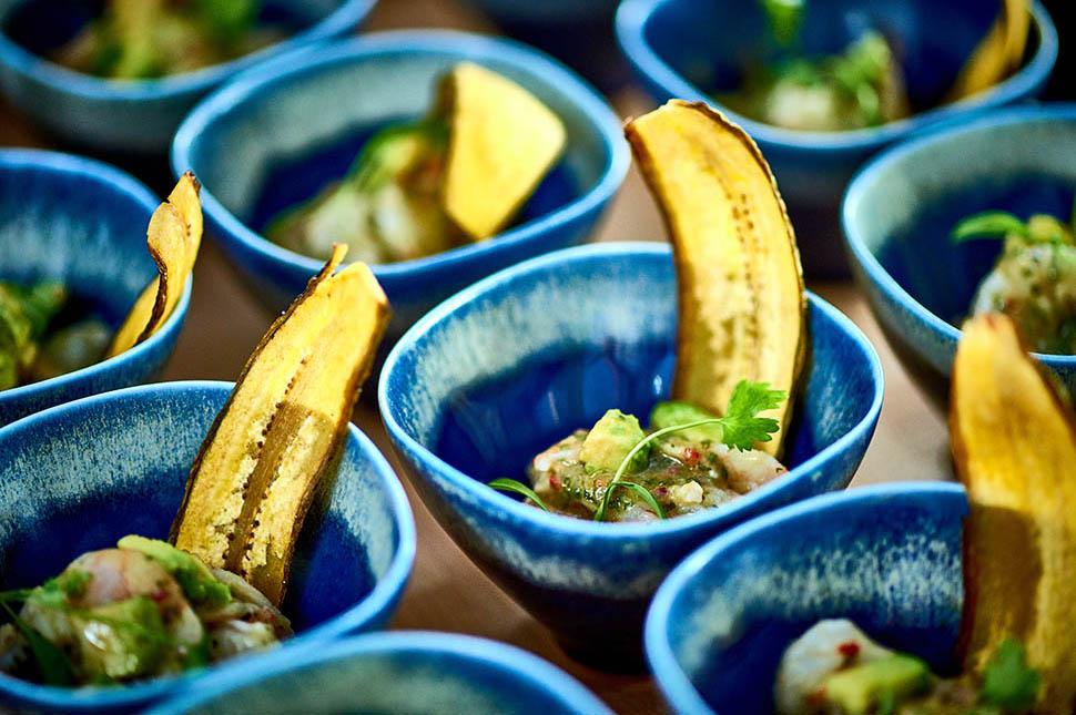 Celebrity Cruises Food Taste of London