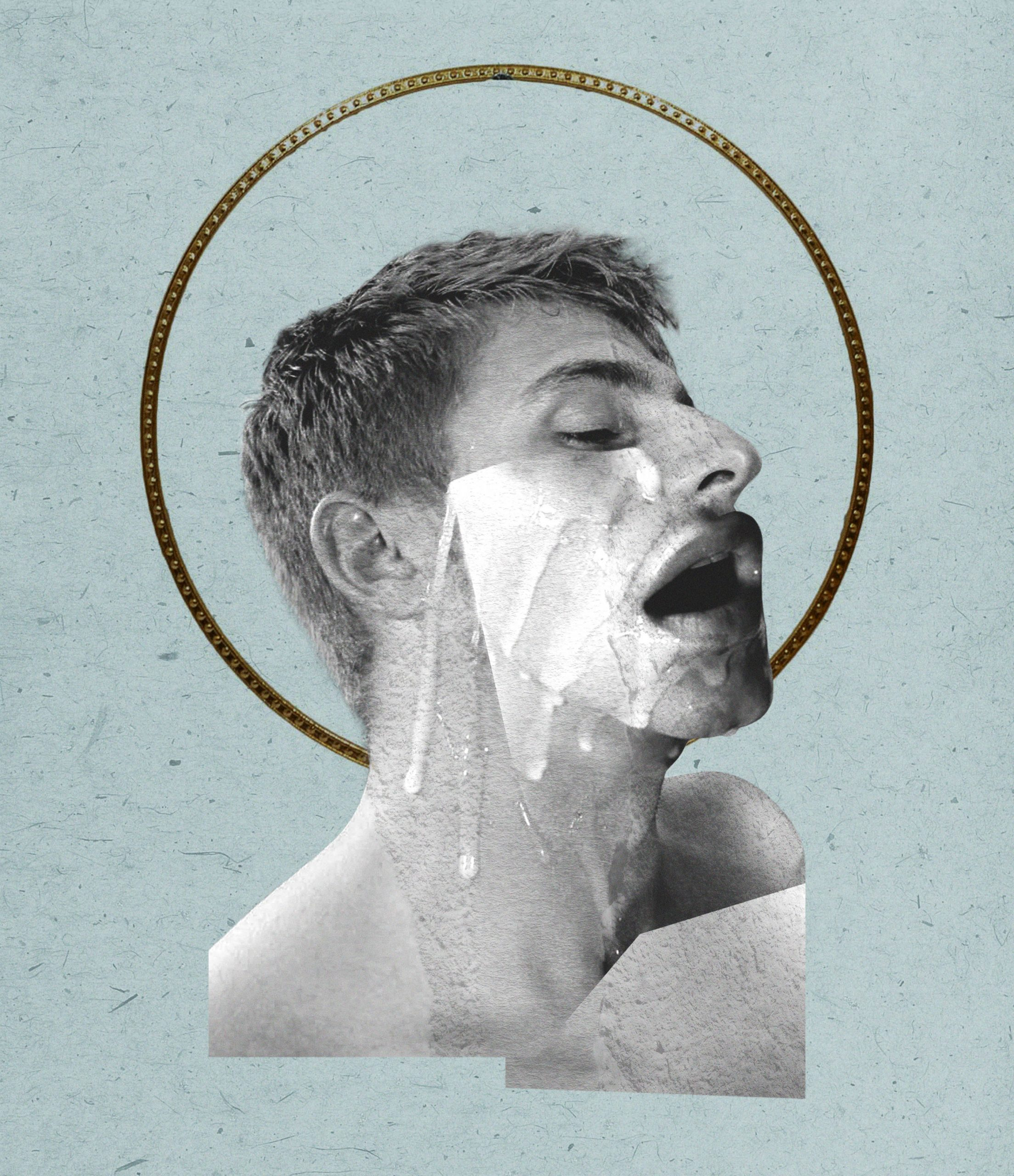 SANCTIFIED SHIT | David Guillén - Photo Graphic Design