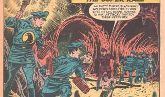 Blackhawk Comics, the Shaver Mystery, and the Vril-ya (Part 1)