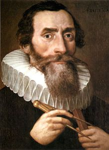 Johannes Kepler (1571-1620): the learner.