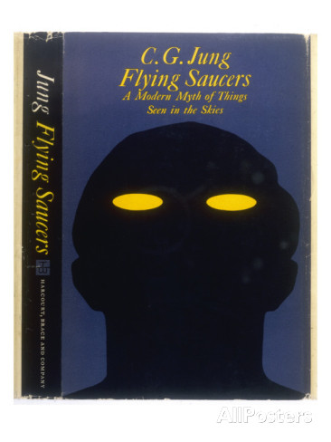 "Jung, ""Flying Saucers: A Modern Myth of Things Seen in the Sky."" ""It boils down to nothing less than this: that either psychic projections throw back a radar echo, or else the appearance of real objects affords an opportunity for mythological projections."""
