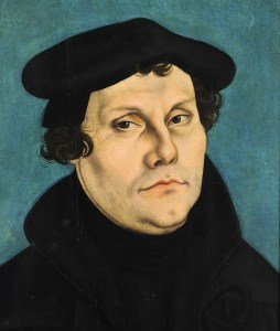 The Paulinists: Luther.