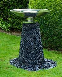 Modern Water Feature Fountain | the Spiralling Vortex
