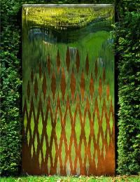 Garden Water Walls | Wall Water Features | David Harber