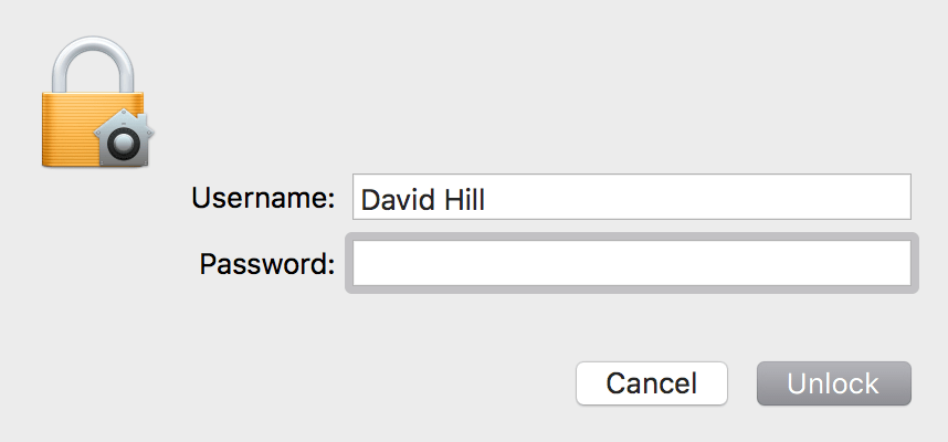Disable Promiscous Mode Authentication VMware Fusion - David Hill