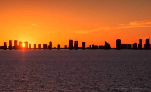 Port Everglades Sunset