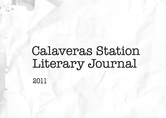 David Hunt Design — Calaveras Station Literary Journal — 2011