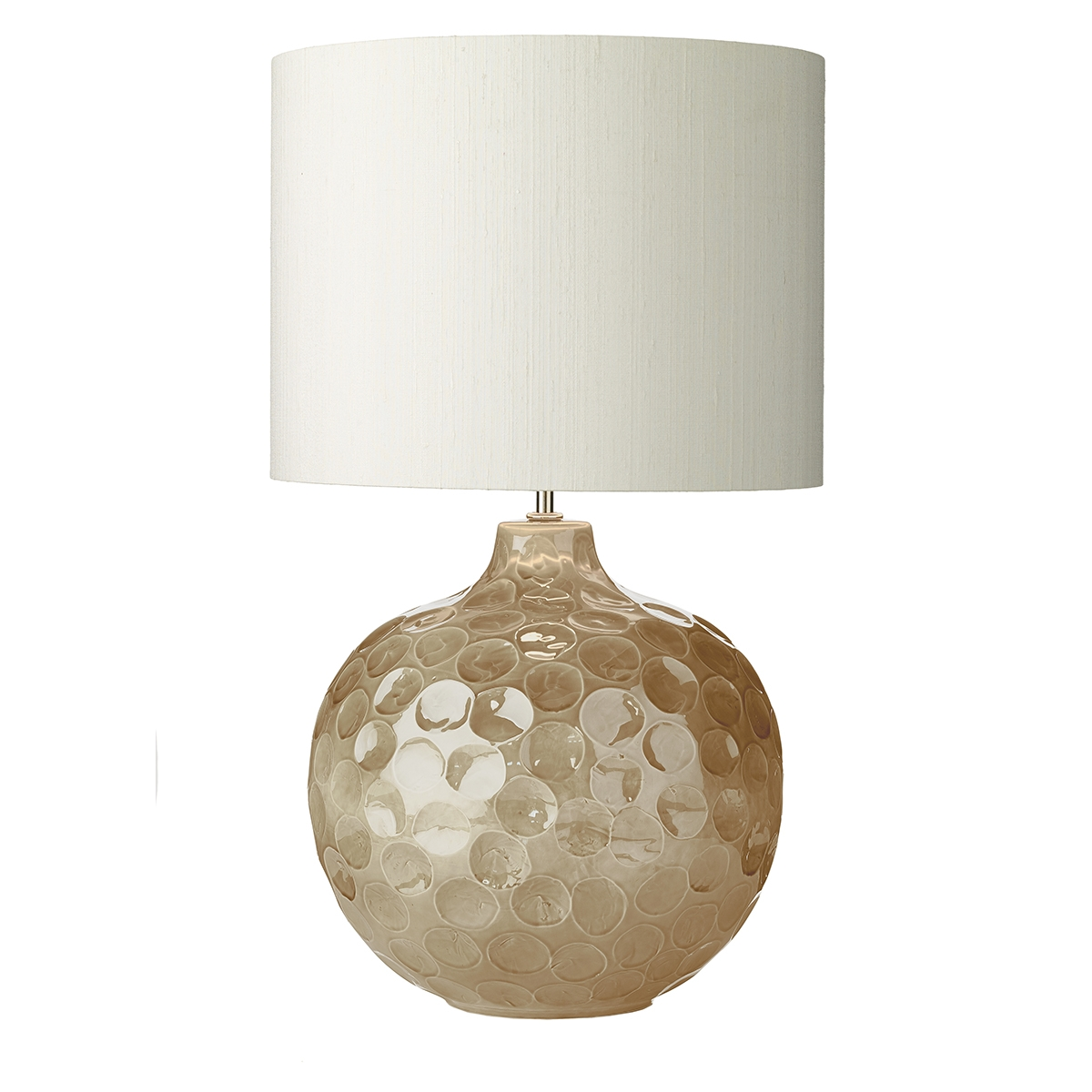 Odyssey Biscuit Ceramic Table Lamp