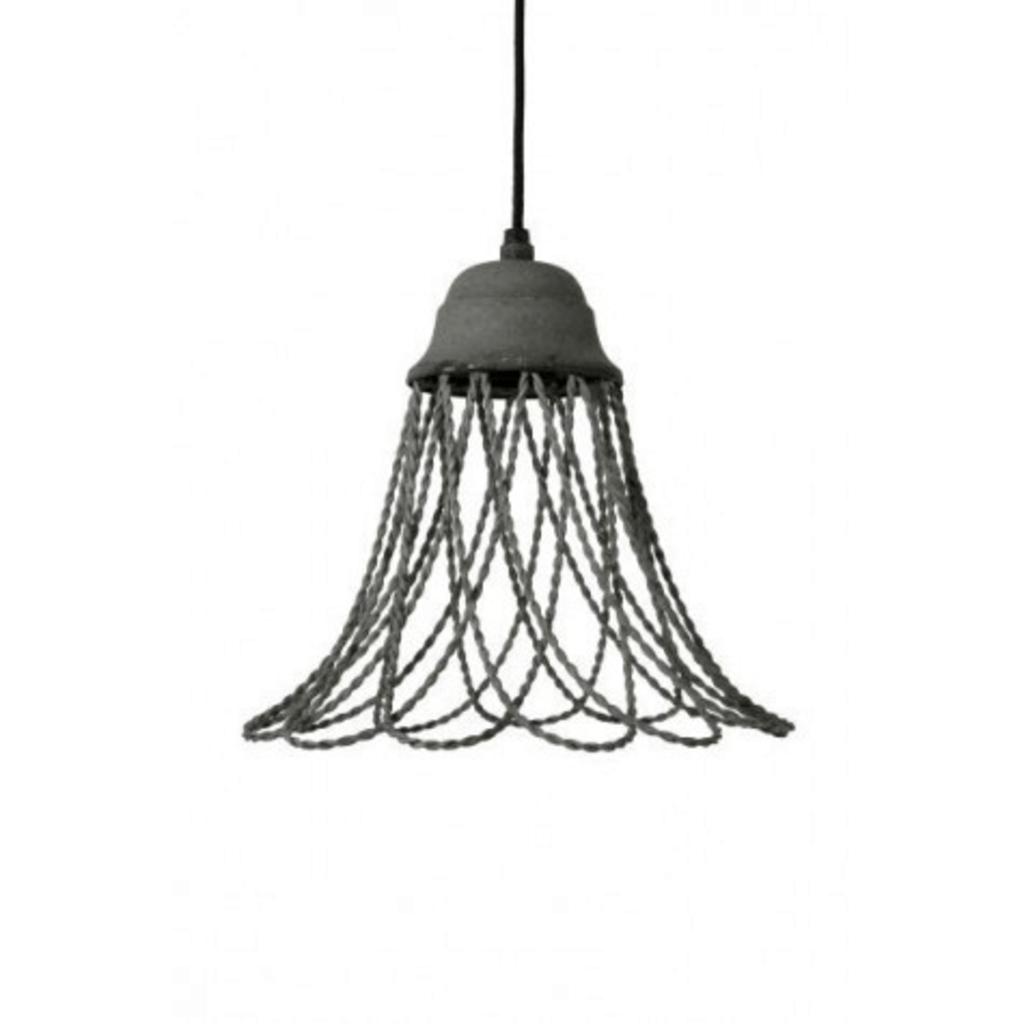 DaViDi Design Davidi Design Beverly Hanglamp Grijs van