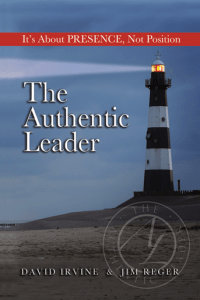the authentic leader