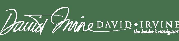 David Irvine logo
