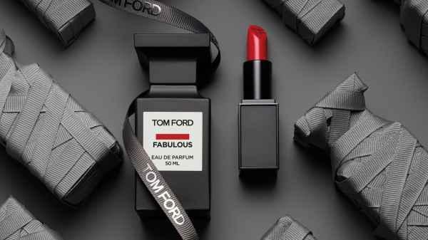 Tom Ford Perfume Lipstick Cosmetics & David Jones