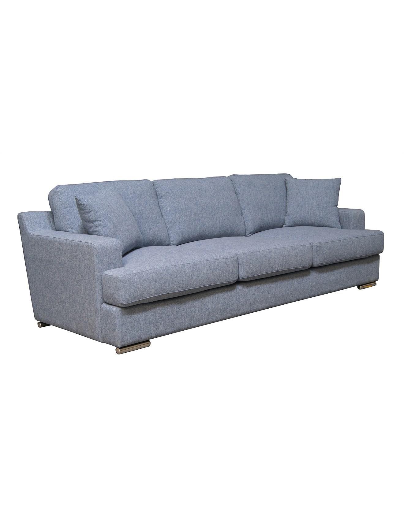 blue fabric recliner sofa short sectional furniture tables sofas armchairs and more david jones