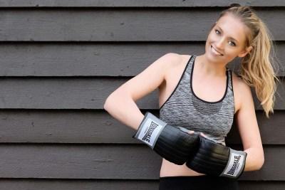 Personal Trainer Portrait Photographer