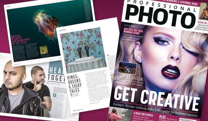 Corporate headshots Professional Photo Magazine 127