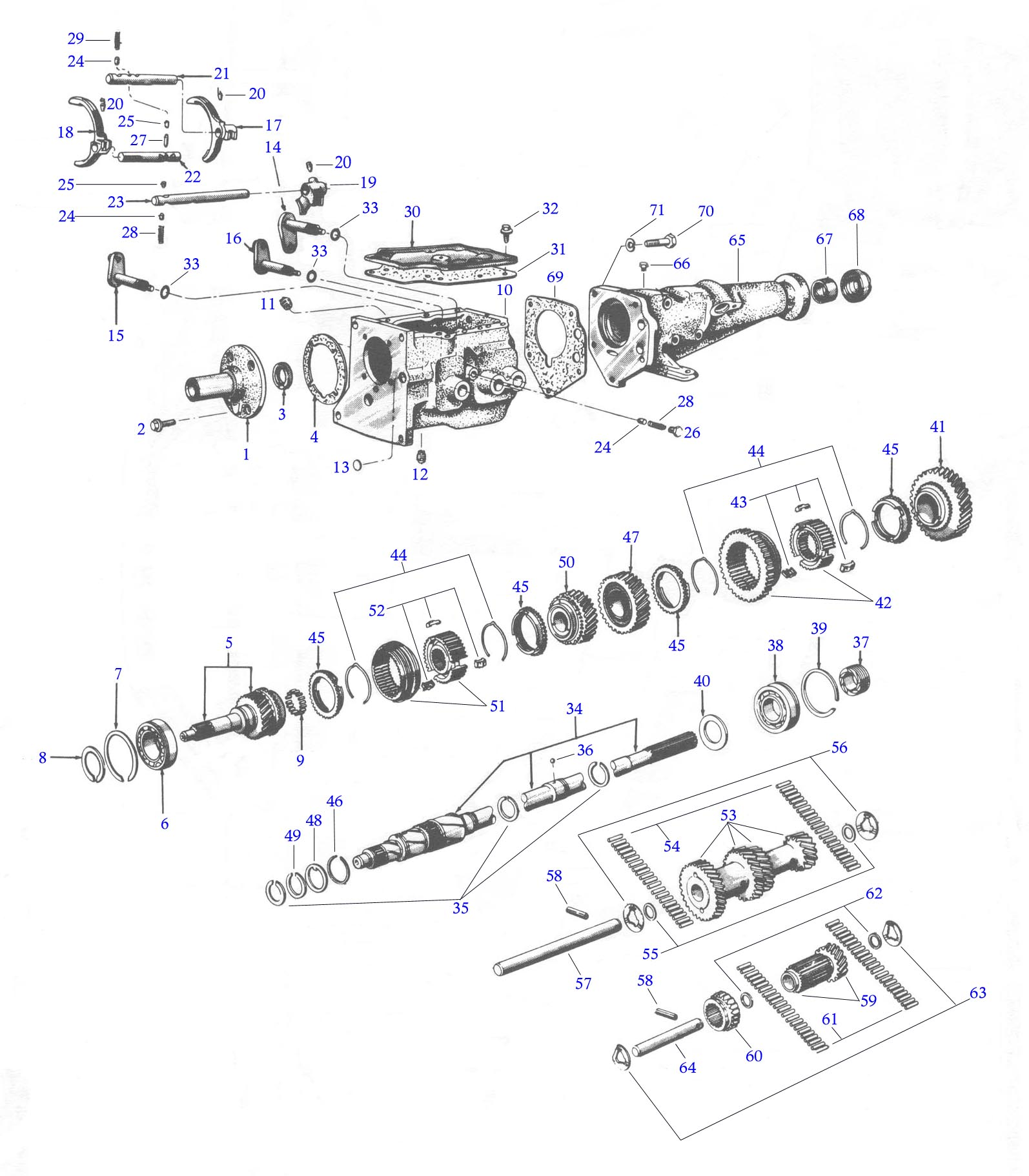 Large Exploded View