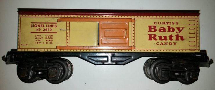 2679 - Baby Ruth Box Car