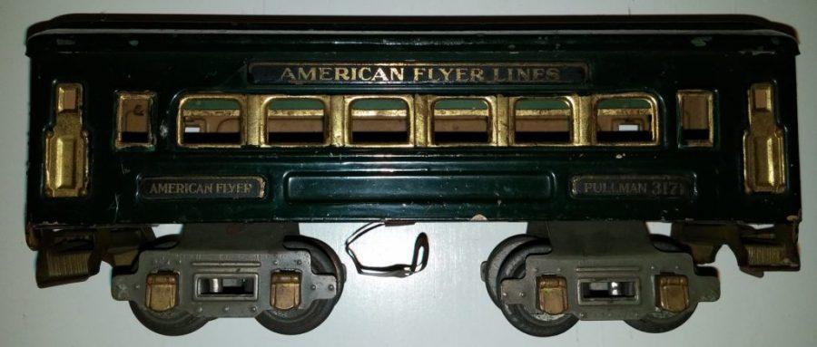 3171 Pullman - American Flyer