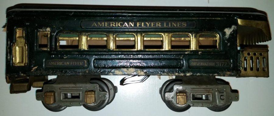 3172 Pullman - American Flyer