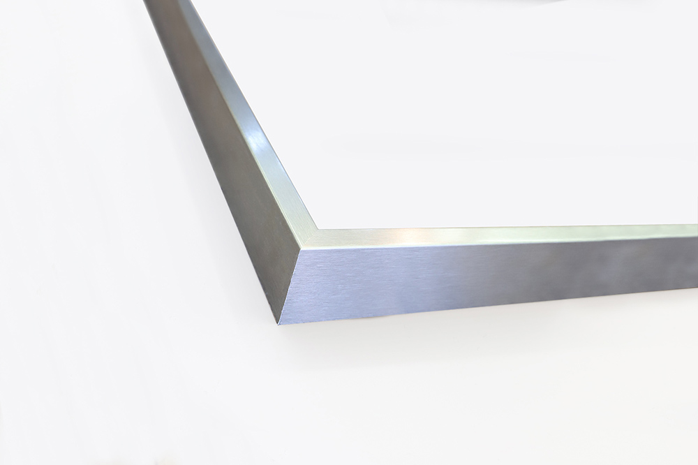 Corner Float Stainless Steel