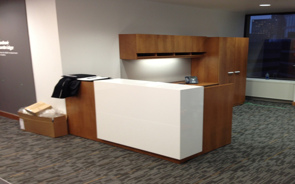 Reception Desks  David Lane Office Furniture Manufacturing