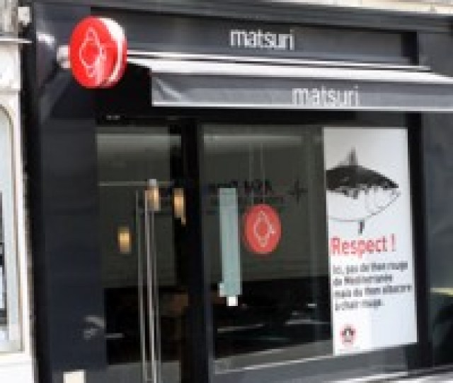 Matsuri Sustainable Sushi
