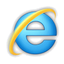 IE11 - icon