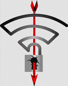 KRACK logo