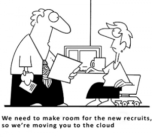 moving to cloud