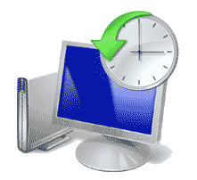 System Restore logo