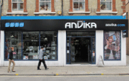 Micro Anvika Store on Tottenham Court Road
