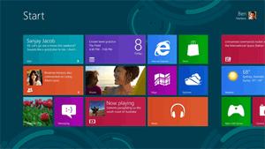 Windows 8 (screenshot 1)